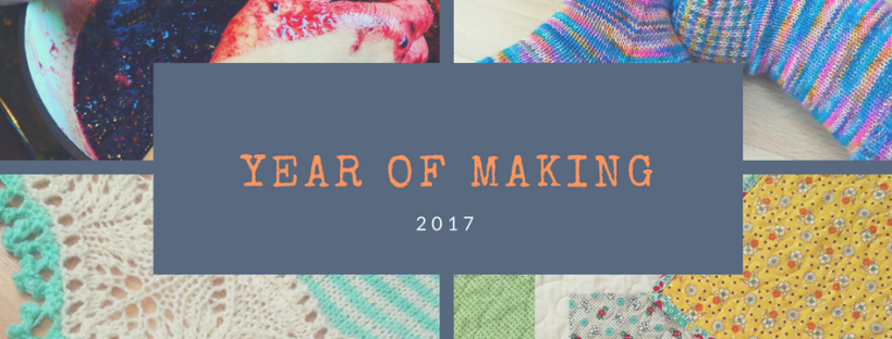 Year of Making