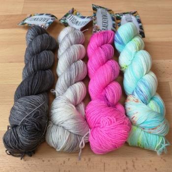 Amazing yarn from Baerenwolle