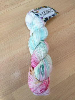 Sock plans: Baerenwolle in Crush