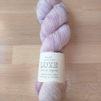 Chelsea Luxe Merino Single in Pink Peony